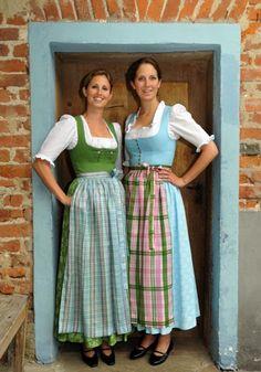 Austrian Dirndls by Tostmann