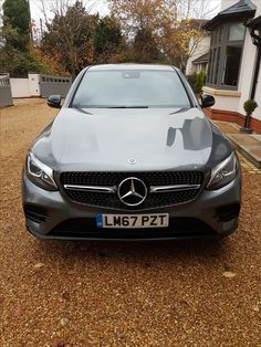 The Mercedes-Benz GLC Coupe Class Saloon  #carleasing deal | One of the many cars and vans available to lease from www.carlease.uk.com