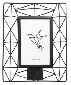 Képkeret SONDRE 10x15cm fekete | JYSK
