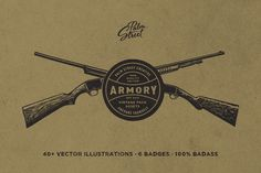 Check out The Armory Pack by Palm Street Creative on Creative Market
