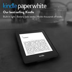 #Kindle Paperwhite