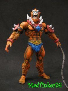 MOTU Classics Beastman Custom Action Figure