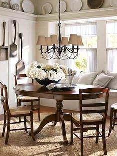 lovely farmhouse dining room