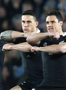 Haka. Would like to see this in person. And my man!