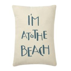 this pillow says it all!
