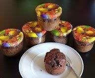 Rezept Rotweinkuchen im Glas von Drillis-Mami - Rezept der Kategorie Backen süß