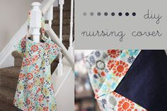 Fisher's Mommy: DIY nursing cover