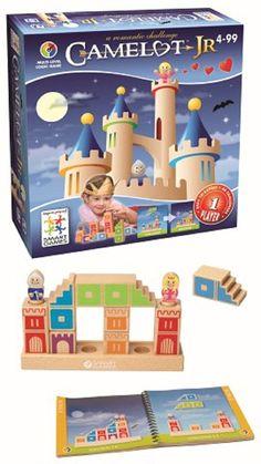 Amazon.com: Camelot Jr.: Toys & Games