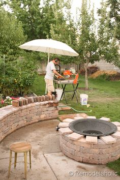 diy seat wall and fire pit kit-41