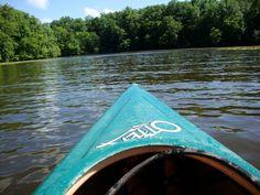 Scary Canoe Ride