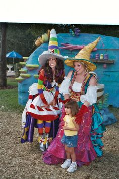 Sea World Halloween Witches Witch Costumes, Halloween Witches, Sea World, Hats, Hat, Hipster Hat