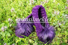 Alpaca Slippers, Pom Pom Slippers, Soft Slippers, Summer Slippers, Knitted Slippers, Bridesmaid Slippers, Christmas Gifts For Adults, Good Massage, Summer Knitting