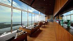 #Hotel Marina Bay Sands de #Singapur, una mirada de lujo al infinito
