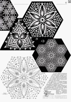 Фото, автор nadezda.novitsenkova на Яндекс.Фотках Crochet Collar Pattern, Crochet Motif Patterns, Crochet Diagram, Tatting Patterns, Crochet Chart, Filet Crochet, Crochet Tablecloth, Crochet Doilies, Crochet Flowers