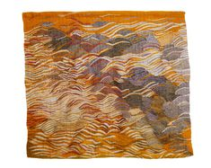 "Silvia Heyden « American Tapestry Alliance Rhythmic Tapestry, 2011, 48"" x 36"