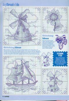 Gallery.ru / Фото #1 - Cross Stitch Crazy 008 июнь 2000 - tymannost