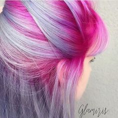 Hair Color Trends - Is The Silver Style showing off some Pulp Riot paint. showing off some Pulp Riot paint. Pretty Hair Color, Beautiful Hair Color, Hair Color Purple, Hair Dye Colors, Pulp Riot Hair Color, Corte Y Color, Scene Hair, Rainbow Hair, Grunge Hair