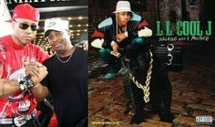Chuck D sending out a monster SALUTE to the legendary LL Cool J on the 25th anniversary of Walking With A Panther