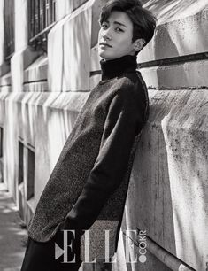 Park Hyung Sik for Elle Korea Korean Star, Korean Men, Asian Actors, Korean Actors, K Pop, Ahn Min Hyuk, Strong Woman Do Bong Soon, Parks, Kai Exo