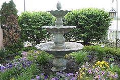 Cheap Garden Fountains Waterfalls