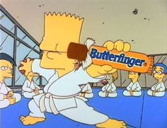 These commercials were awesome!! Butterfingers - Food of the 90's