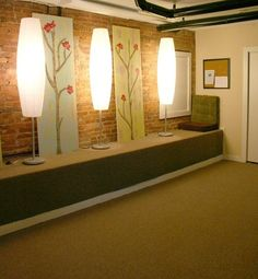 1000 images about unfinished basement ideas on pinterest for Small yoga room ideas