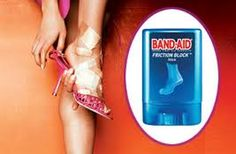 the Band-Aid friction block