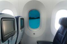 United Dreamliner interior - Engadget Galleries