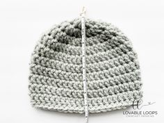 Super Bulky Crochet Hat Pattern (free & easy) | Chunky Crochet Hat Basic Crochet Beanie Pattern, Crochet Baby Hats Free Pattern, Chunky Crochet Hat, Beanie Knitting Patterns Free, Crochet Baby Beanie, Crochet Hats, Crochet Patterns, Knit Hats, Crochet Scarves