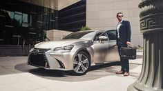 When you drive a #Lexus #GS350, you can feel the elegance!