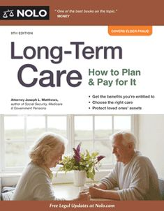 Finding the right long-term care often means making difficult decisions during difficult times. Long-Term Care helps you plan ahead and quickly find the best care you can afford.