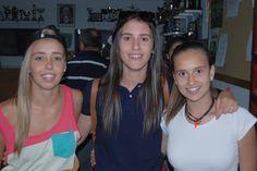 Ojo con esta foto. No digo más. Yaiza, Clara y Victoria.    #fútbol #futfem #soccer #Extremadura #Badajoz #EFCF