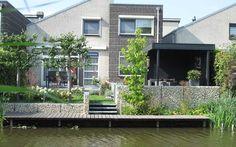 tuinontwerp tuin aan het water - Google zoeken