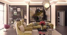 A beauty shop parlour in Bucharest