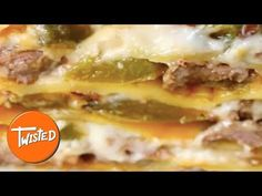 Philly Cheesesteak Lasagna - Twisted