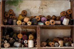 Fábrica textil - Unai Combarro