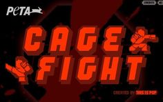 PETA has MMA fighters free animals in kickass River City Ransom clone: http://www.gamezone.com/news/2013/06/25/peta-has-mma-fighters-free-animals-in-kickass-river-city-ransom-clone #news #PETA #gaming #cagefight #animals #MMA #games