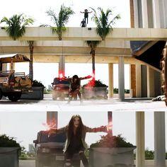 Wanda Maximoff ( Elizabeth Olsen) Captain America Civil War
