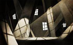 Hamlet – Set Design Research Hamlet – Set Design Research – Charlotte Leigh Theatre Design Design Set, Stage Set Design, Set Design Theatre, Theatre Lighting Design, 2017 Design, Floor Design, Design Model, Design Ideas, Conception Scénique