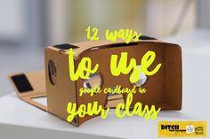 Virtual reality used