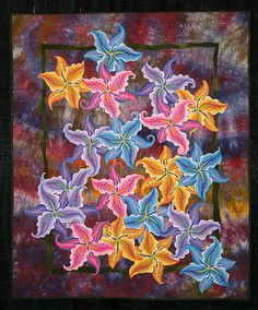 Houston International Quilt Show by dog.happy.art, via Flickr