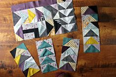 Geese -- on the floor! by maureencracknell, via Flickr