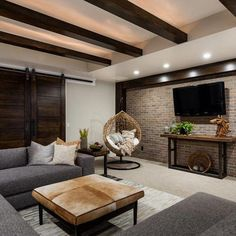 39 Colorful And Bright Basement Design Colorful And Bright Basement Design Cool Basement Ideas You Should Not MissBASEMENT FINISHING IDEAS – These trendy completed basement ideas share a variety of fascinating methods you Cool Basement Ideas, Basement Layout, Basement Plans, Basement Flooring, Basement Renovations, Home Remodeling, Open Basement, Flooring Ideas, Walkout Basement