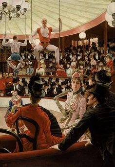 File:James Jacques Joseph Tissot - Women of Paris- The Circus Lover - Google Art Project.jpg