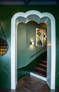 Sandra Benhamou - Architecture intérieure