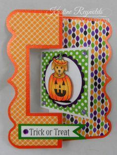Fancy Halloween Flip it