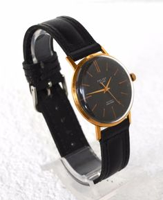 Men's Deluxe Vintage Watch POLJOT Gold-plated USSR, Rare Luxury Soviet Watch #POLJOT #Luxury #Gold #watch #giftsforhimhim #giftsforher #vintage #fathersday