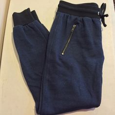 SALE!! PAC SUN Navy Sweats Great condition Pac Sun sweats. Color Navy Blue, tags fell off. Little piling shown in last picture from sitting in my drawer. As seen. SALE!! PacSun Pants