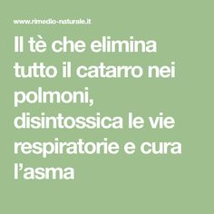 Il tè che elimina tutto il catarro nei polmoni, disintossica le vie respiratorie e cura l'asma Artemisia Annua, Heathers The Musical, Heath Ledger Joker, I Wish I Knew, Reflexology, Medicinal Plants, Detox Recipes, Healthy Tips, Problem Solving