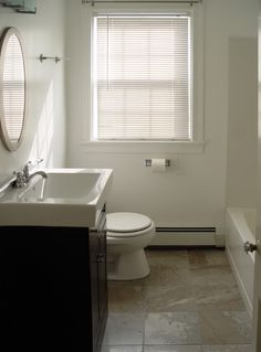 1940'3 Bath Room Up Date With Glass Penny Round Floor And White Stunning 1940 Bathroom Design Design Decoration